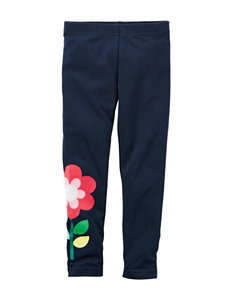 Carter's® Floral Placement Leggings - Girls 4-8