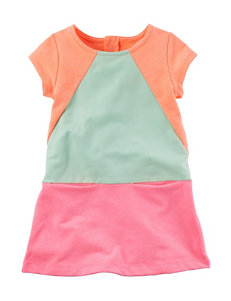 Carter's Color Block Dress - Toddler Girls