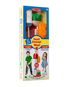 Melissa & Doug 6-pc. Let's Play House! Cleaning Set