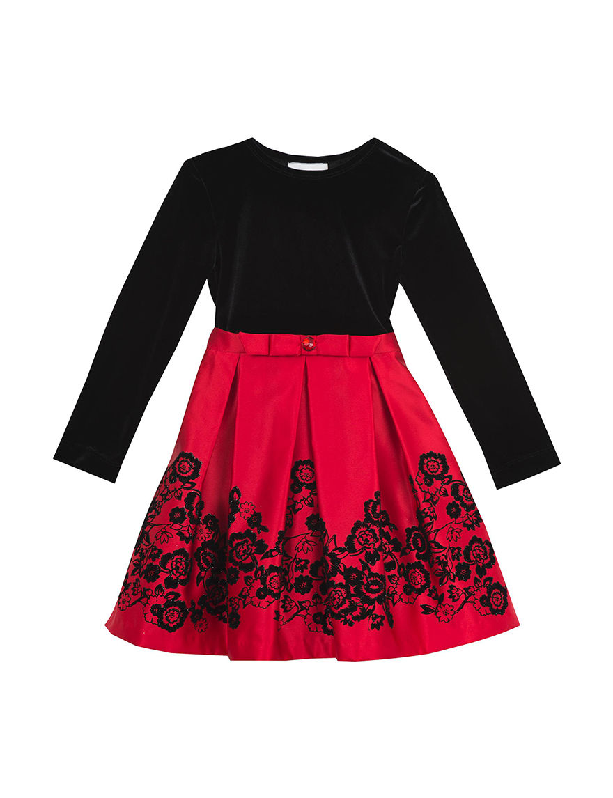 Rare Editions Black / Red