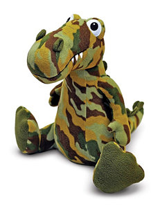 Melissa & Doug Wally The Dinosaur Plush Toy