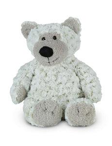 Melissa & Doug Greyson The Bear Stuffed Animal