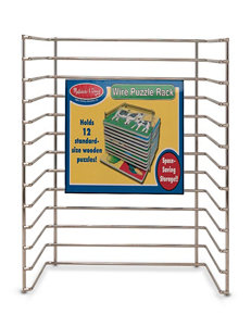 Melissa & Doug Wire Puzzle Rack