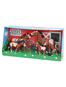 Melissa & Doug 8-pc. Horse Family
