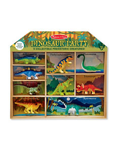 Melissa & Doug 9-pc. Dinosaur Play Set