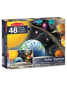 Melissa & Doug 48-pc. Solar System Floor Puzzle