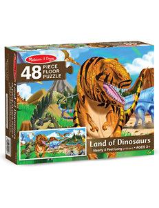 Melissa & Doug 48-pc. Land of the Dinosaurs Floor Puzzle
