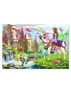 Melissa & Doug 48-pc. Fairy Tale Castle Floor Puzzle