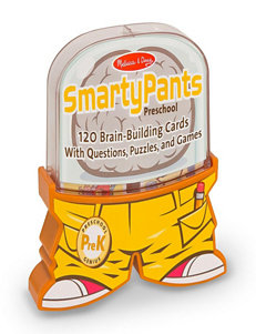 Melissa & Doug 120-pc. Smarty Pants - Preschool Card Set