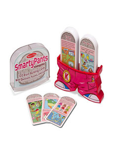 Melissa & Doug 120-pc. Smarty Pants - Kindergarten Card Set