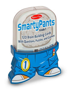 Melissa & Doug Smarty Pants - 1st Grade Card Set