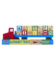 Melissa & Doug 30-pc. Alphabet Truck
