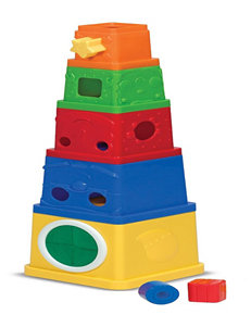 Melissa & Doug 10-pc. Stacking Blocks Set