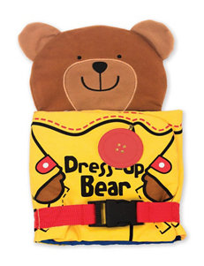 Melissa & Doug Dress-Up Bear