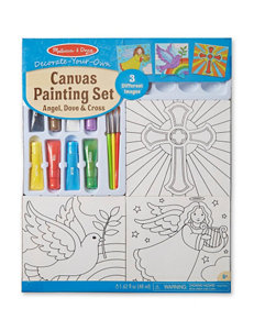 Melissa & Doug Canvas Painting Set