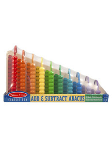 Melissa & Doug 57-pc. Add & Subtract Abacus