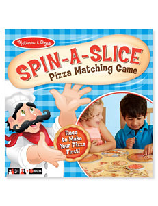 Melissa & Doug Spin-A-Slice Pizza Game