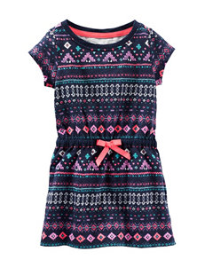 OshKosh B'gosh Geo Print Dress - Girls 4-8