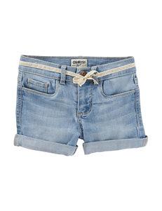 OshKosh B'gosh Denim Shorts - Girls 4-8