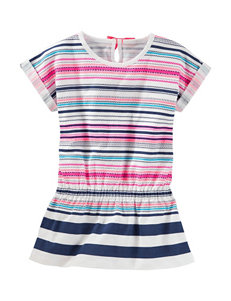 OshKosh B'gosh® Stripe Print Tunic Top - Girls 4-8