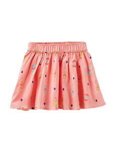 OshKosh B'gosh® Abstract Print Skirt - Toddler Girls