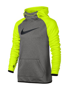 Nike Color Block Therma Training Pull-Over - Girls 7-16