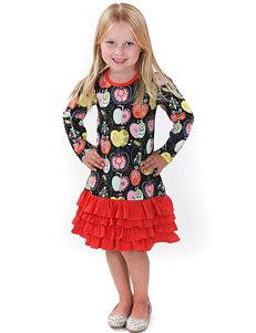 Jelly the Pug Trisha Dress - Toddlers & Girls 4-6x