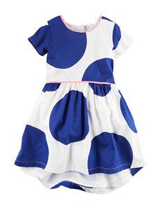 Carter's Dot Print Dress - Girls 4-8