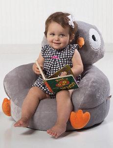 Trend Lab Owl Plush Chair