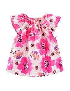 OshKosh B'gosh Floral Print Woven Top - Girls 4-8