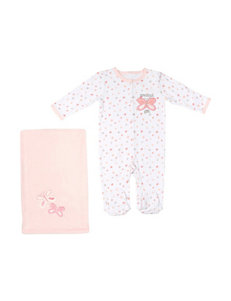 Baby Gear 2-pc. Butterfly Sleep & Play with Blanket Set - Baby 0-9 Mos.