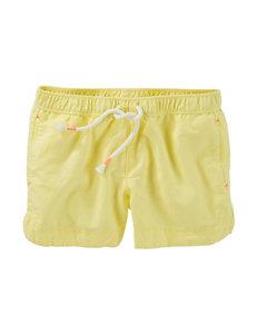 Oshkosh B'Gosh Lemon Zinger Drawstring Short - Girls 4-8