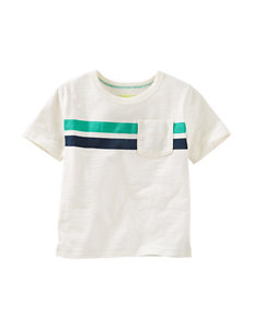 Oshkosh B'Gosh White Tees & Tanks
