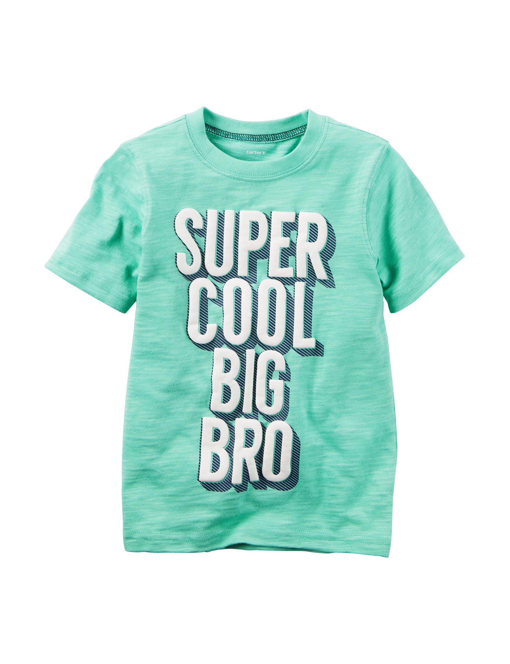 Carter 39 s super cool big bro shirt boys 5 8 stage stores for Big brother shirts for toddlers carters