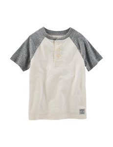 OshKosh B'gosh Jersey Henley T-shirt - Toddler Boys