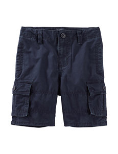 OshKosh B'gosh Navy Cargo Shorts - Boys 4-8