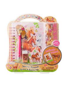 Hot Focus 3D Horse Journal Set