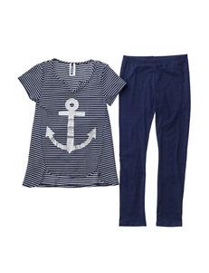 Insta Girl Navy