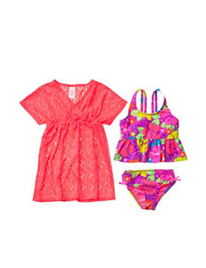 Laguna Multi Cover-Ups Swimsuit Sets Tankini