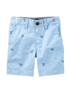 OshKosh B'gosh Anchor Flat Front Shorts - Boys 5-8