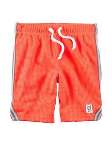 Carter's Orange Mesh Shorts - Toddler Boys