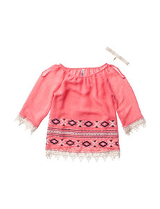 Beautees Coral Tunics