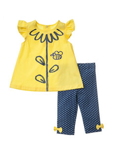 Baby Gear Yellow