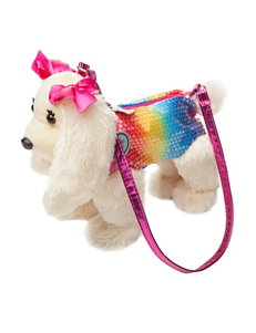 Confetti Sequin Dog Purse