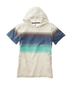 Ocean Current Hooded T-Shirt - Boys 8-20