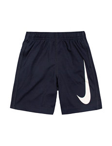 Nike Dri-FIT Swoosh Shorts - Boys 4-7