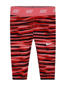 Nike Orange Leggings