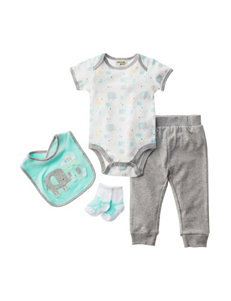 Baby Gear Heather Grey