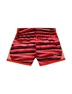 Nike 10K Athletic Shorts - Toddler Girls
