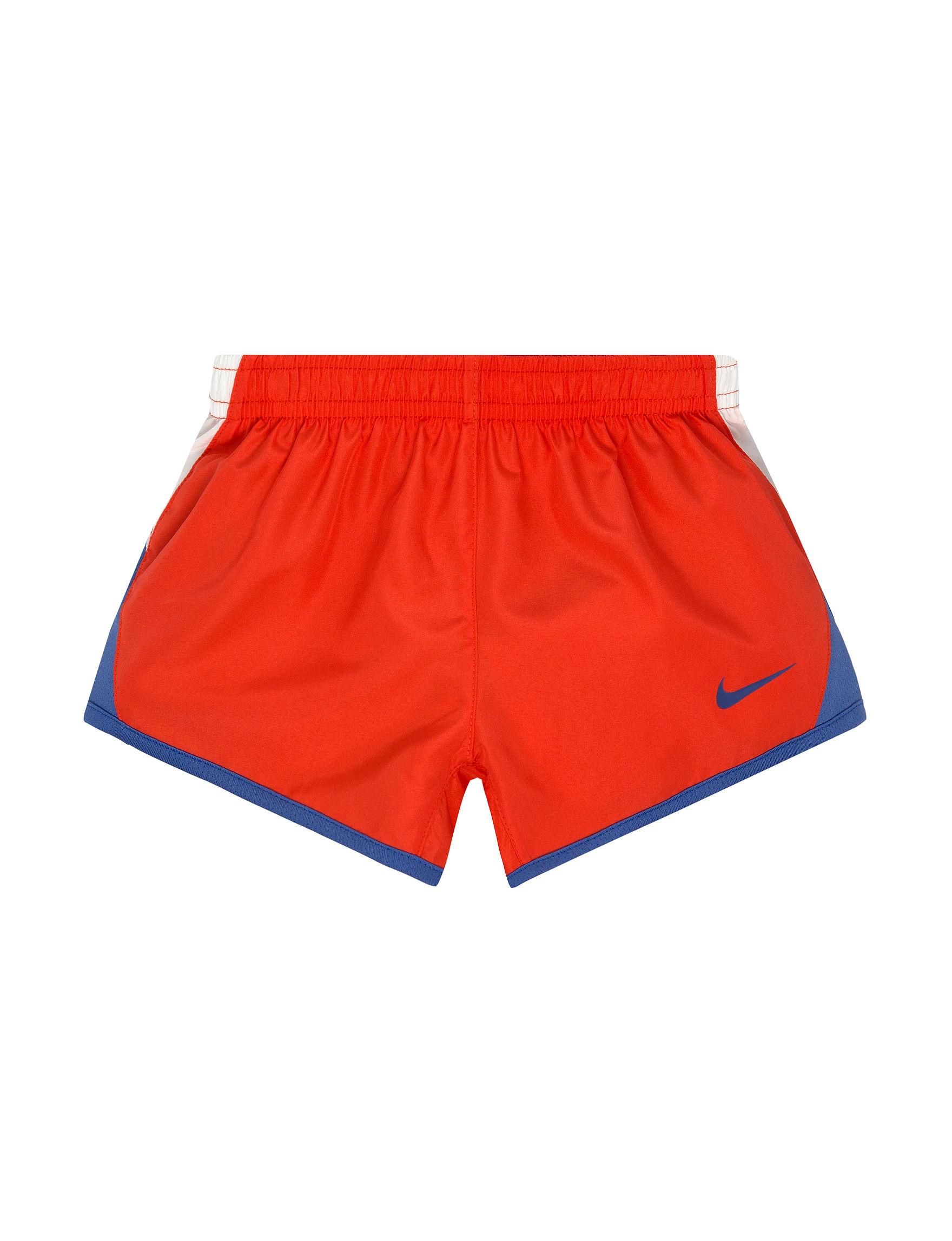 Nike Orange Loose